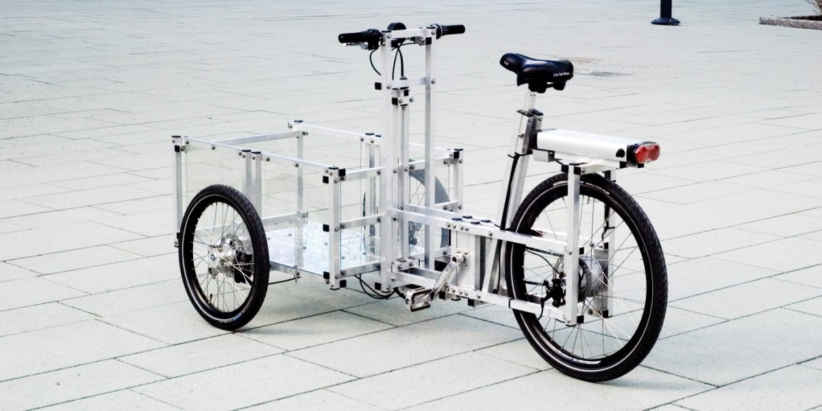XYZ CARGO TRIKE - Motor