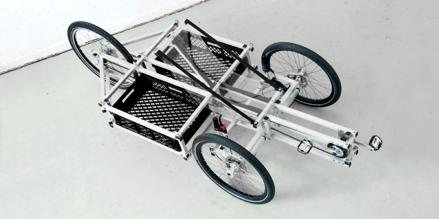 XYZ TWOSEATER - with cargo boxes