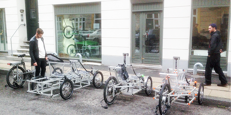 XYZ CARGO Copenhagen