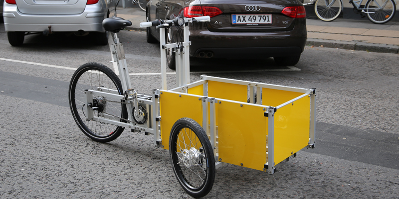 XYZ CARGO TRIKE colours